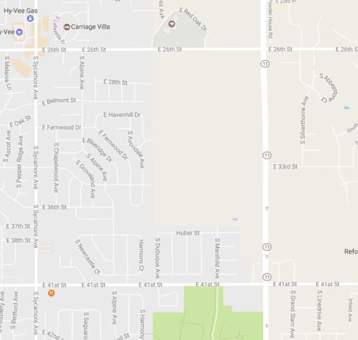 Rustic Hills Rummage Sale Aerial Map
